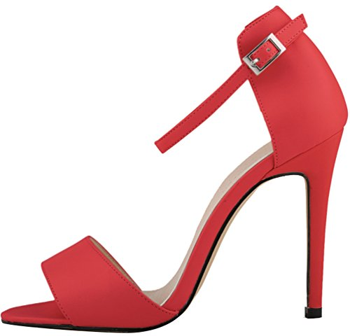 Zapatos Red con tacón mujer CFP 4ZwRqFW