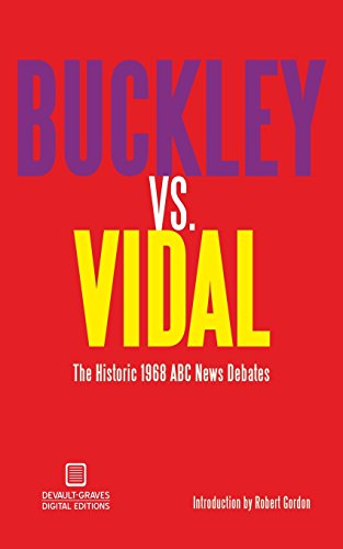 book cover of Buckley vs. Vidal