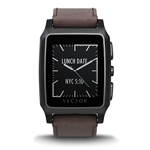 Vector Watch Meridian Smartwatch 30 Notifications product image