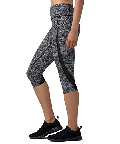 Lululemon - Pace Perfect Crop - AIRT - Size 2 by Lululemon