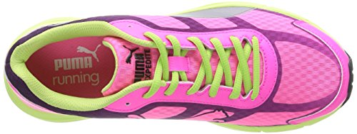 Puma Wns Expedite - Zapatillas de Deportes de Exterior de material sintético mujer Rosa - Rose (Pink/Green/Silver/Black)