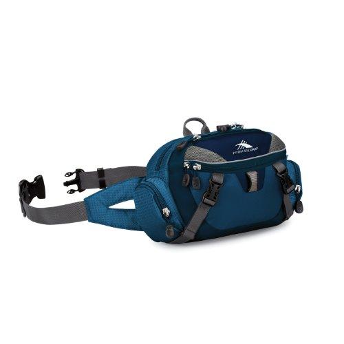 High Sierra Envoy Lumbar Pack (Pacific, 10.5x 6.5x 4-Inch), Outdoor Stuffs