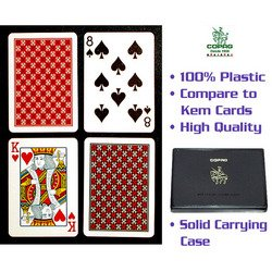 Copag Poker Regular Size Playing Cards by Copag