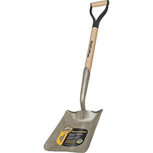 - Mintcraft PRO 33921 DHSP Solid Shank Wood Shovel
