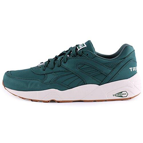 Baskets Trinomic Puma R698 Homme 359047 green 001 Mehrfarbig 02 Nylon qS7Xw7d