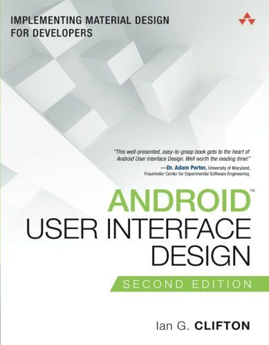 (Android User Interface Design: Implementing Material Design for Developers (2nd Edition) (Usability))