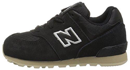 Sneakers Balance Fille black New Kl574 Basses Noir wORF88Eq