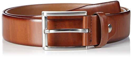 MLT Belts & Accessoires Herren Business-Gürtel London, Gr. 105 cm, Braun (light brown 6700)