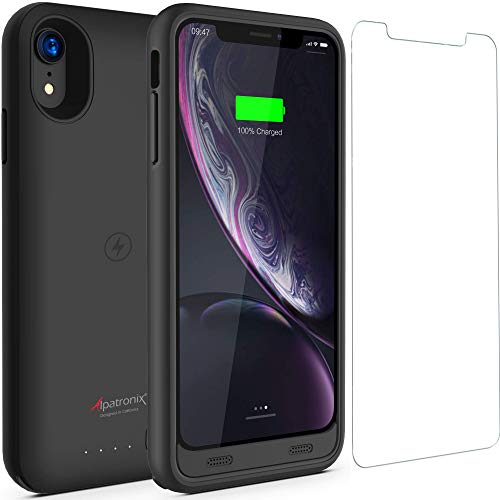 iphone xr battery case with qi wireless charging compatible alpatronix bx10r 6 852147007448 ebay. Black Bedroom Furniture Sets. Home Design Ideas