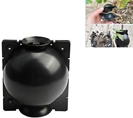 FSDR (2) Pflanzenwurzel-Aufzuchtbox, Wurzelpflanzungsvorrichtung für Gartenbaupflanzen, Veredelungspflanzenvermehrer, Pflanzenwurzelknollen-Pfropfaufzucht-Aufzuchtbox