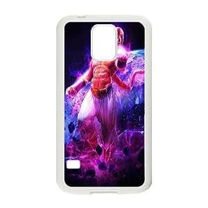 Custom for Samsung Galaxy S5 Cell Phone Case White Buu ThemeLD2785