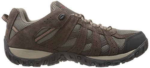 Mud Red Hiking Columbia Shoe Redmond Men's Garnet Waterproof XySCwyqP1a