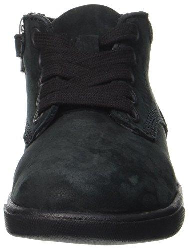 Timberland Kids Groveton Leather Chukka Boots, Schwarz (Black), 30 EU