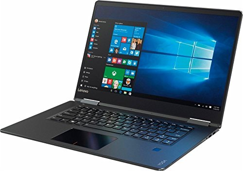 2018 Lenovo Newest Yoga 710 2-in-1 15.6″ FHD Touchscreen Flagship Laptop, Intel Core i5-7200U, 16GB RAM, 256GB SSD, Aluminum Chassis, Fingerprint Reader, HDMI, Stereo Speakers, Windows 10 Home