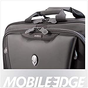 Mobile Edge Alienware Orion M17x ScanFast TSA Checkpoint Friendly 17.3-Inch Gaming Laptop Messenger Bag, Large Capacity…