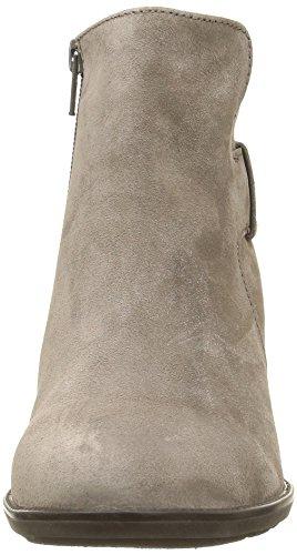 Gabor Shoes Basic, Botines para Mujer Gris (Wallaby 13)
