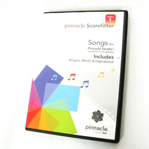 Pinnacle Scorefitter Volume 1