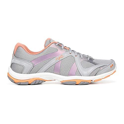 RYKA Women's Influence Cross Training Shoe, Sleet, 8 M US