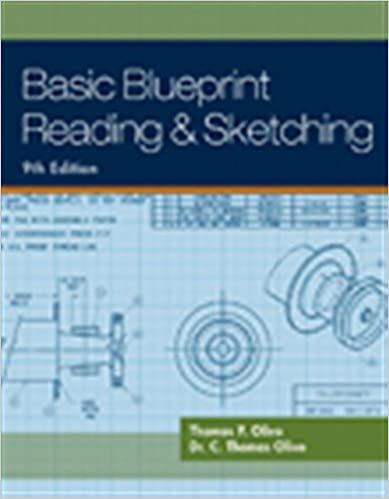 Basic blueprint reading and sketching thomas p olivo c thomas basic blueprint reading and sketching 9th edition malvernweather Gallery