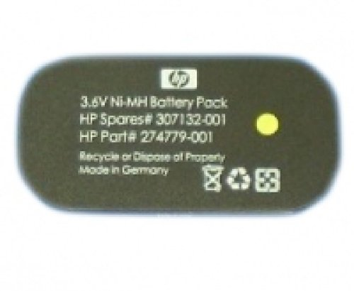 (Sourcing Solutions 307132-001 Hp 3.6v Battery Pack Assembly Batt Disc Prod Special Terms See Notes)