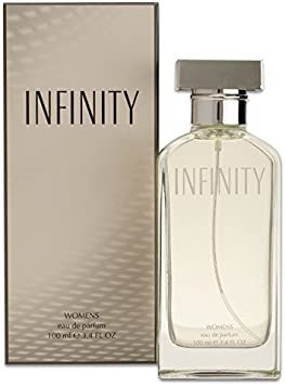 Infinity Eau De Parfum for Women 3.4 Oz 100ml by Sandora