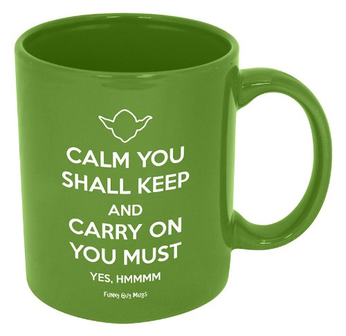 Funny Guy Mugs Ceramic 11 Ounce product image
