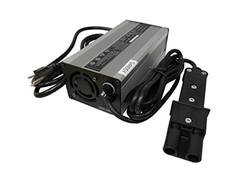 New 48v 5 Amp Golf Cart Battery Charger Yamaha, Club Car, Ez-go RXV Powerwise 48 Volt, G4805Y by GolfRama (Image #1)