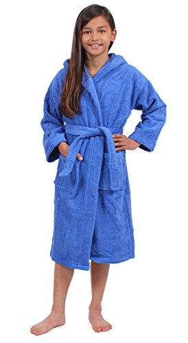 Turkuoise Turkish Cotton Eco Friendly Bathrobe Girls product image