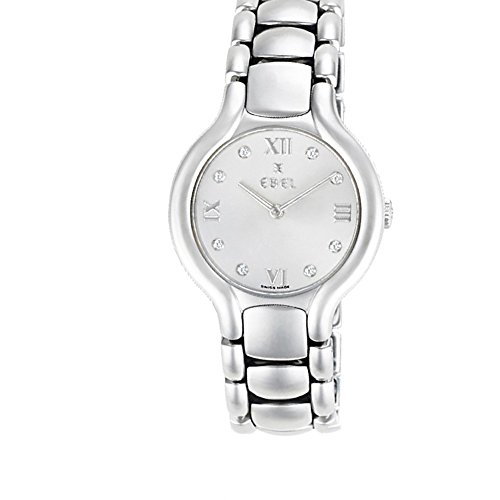 Ebel Beluga analog-quartz womens Watch 9157421 (Certified Pre-owned)