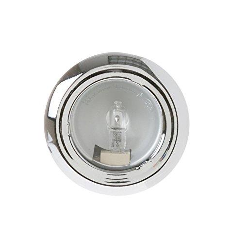 WB08X10021 GE Range Hood Lamp Assembly
