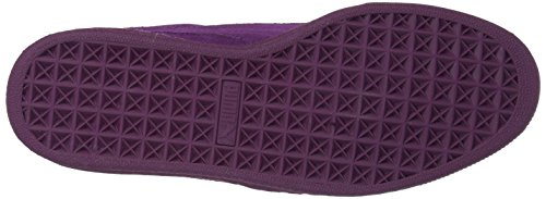 Suede Puma364084 Femme Puma Satin Purple Dark Purple Heart dark q7xROwRB