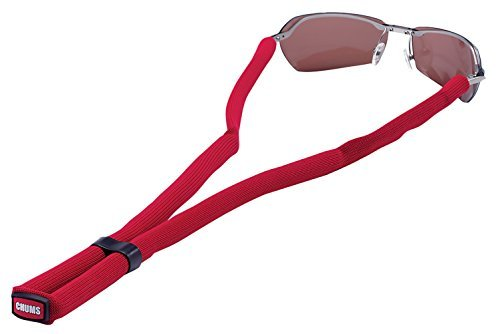 Chums Classic Glassfloats Eyewear Retainer, Red Color: Re...