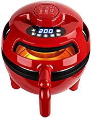 BOXIANGY Air fryer multifunctional household visualization large-capacity intelligent non-oily fries electric fryer