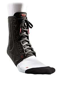 McDavid Lightweight Ankle Brace (Black, X-Small)