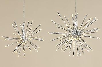Led della stella nicky illuminazione a sospensione lampadario luce
