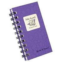 Un diario en línea - Mi diario de contraseñas, cubierta dura de MINI Color