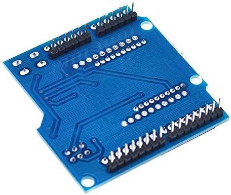 Reland Sun nuevo port/átil expansor XBee Shield Wi-Fi inal/ámbrico Bluetooth tarjeta de expansi/ón
