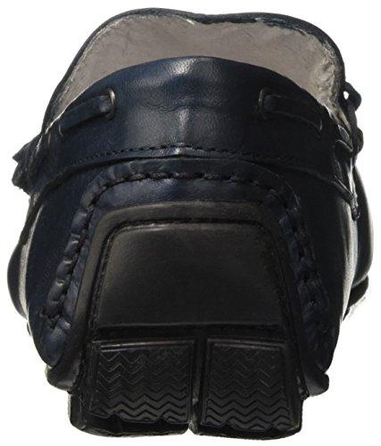 Loafer Uomo Blu Driver CANTARELLI Mocassini Lacci Blu 001 1qwB1tp
