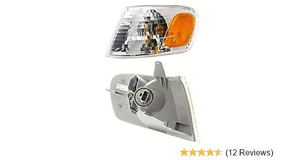 Fits 01-02 Toyota Corolla Cornerlamp Cornerlight Passenger NEW