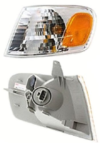 New Signal Light Fits 01-02 Toyota Corolla Driver Park Turn TO2530137 For 8152002070 (Toyota Corolla Park)
