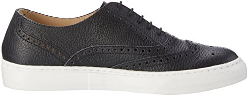 Nero para Negro Mujer Cordones Peperosa 103 de Nero Derby Zapatos F1X8w