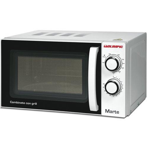 Olimpic 52603 Microondas combinado con grill, 20 l, 1200 W ...