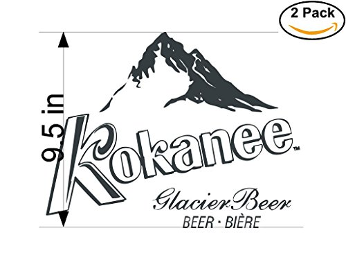 kokanee-beer-logo-alcohol-4-vinyl-stickers-decal-bumper-window-bar-wall-95-inches