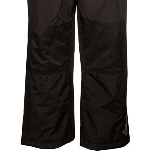 32 DEGREES Weatherproof Girls' Snow Pant (Black, X-Small) by 32 DEGREES (Image #3)