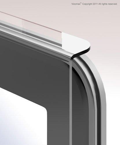 21 - 22 inch Anti-blue Light Vizomax Computer Monitor / TV Screen Protector Filter for LCD, LED & Plasma HDTV by Vizomax (Image #2)