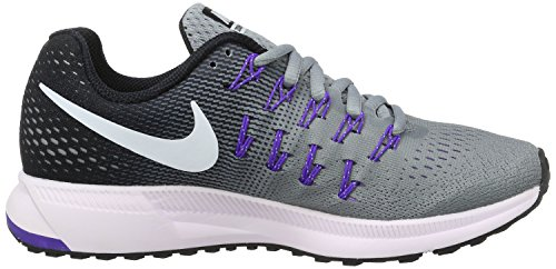 Corsa Air Purple Multicolore Scarpe da Pegasus Stealth Wmns Donna Nike fierce schwarz 33 Wei Zoom pqwnF50