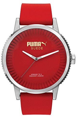 PUMA Time Suede PU104101004 Mens Wristwatch very sporty