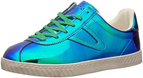 Sneaker Donna Blu Tretorn Medium Blu