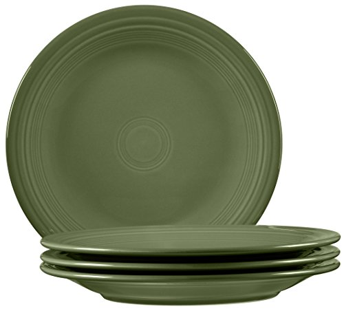 HOMXB Fiesta Dinner Plate (Set of 4), 10-1/2