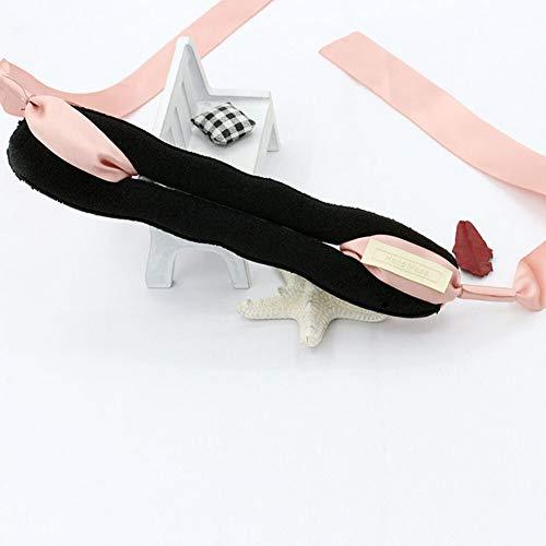 Magic French Twist Bun Maker Clip Hook Ponytail HolderFoam Sponge Hair Style Hot (Colors - pink) - Fiber Ring Nest